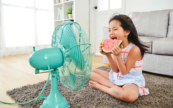 Beat the Summer Heat at Home